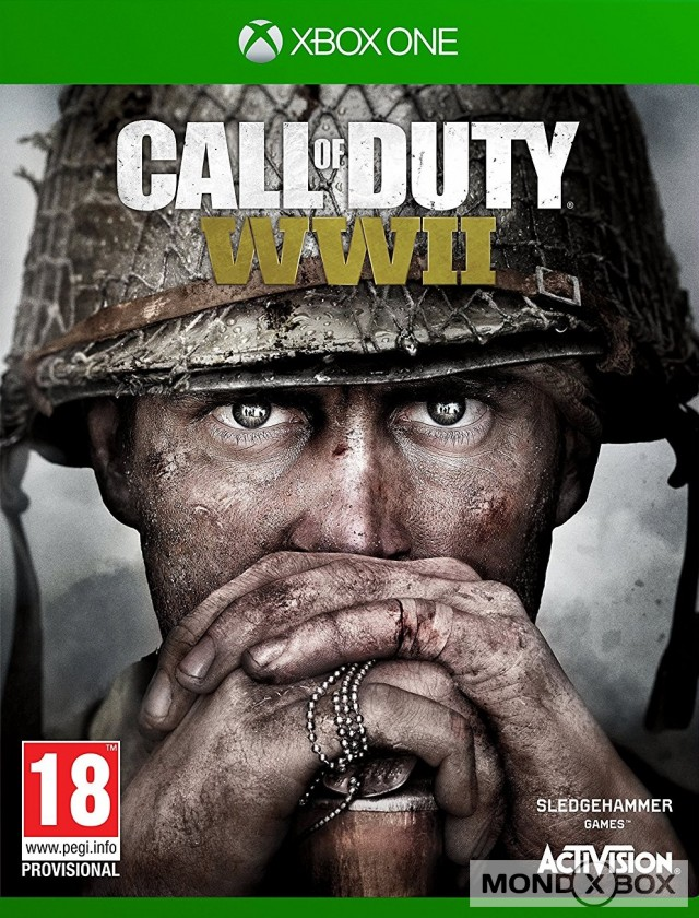 Copertina di Call of Duty: WWII