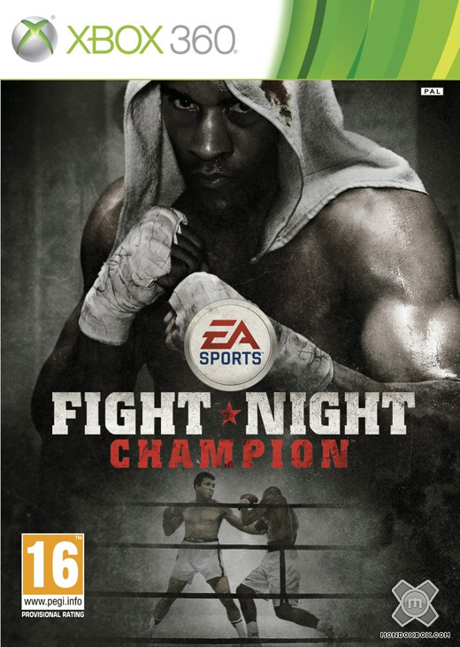 Copertina di Fight Night Champion