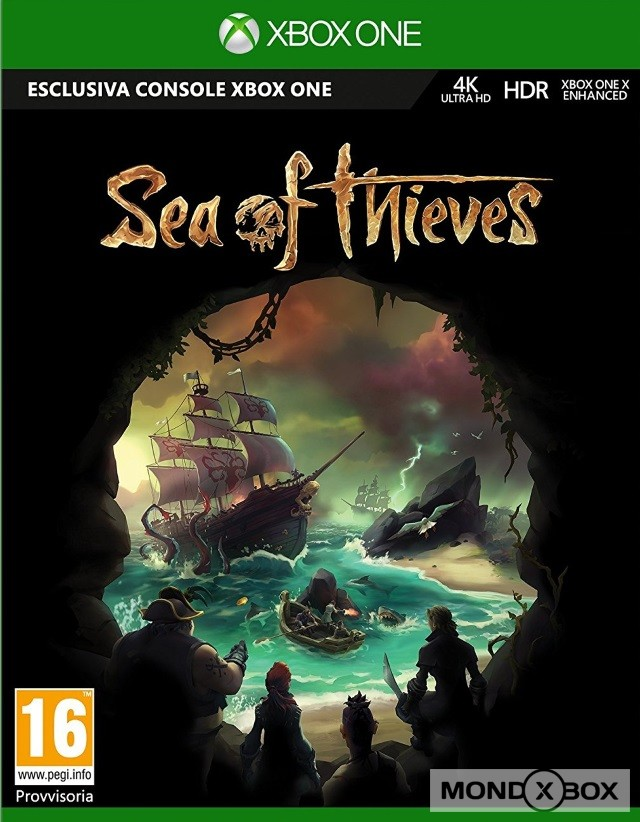 Copertina di Sea of Thieves