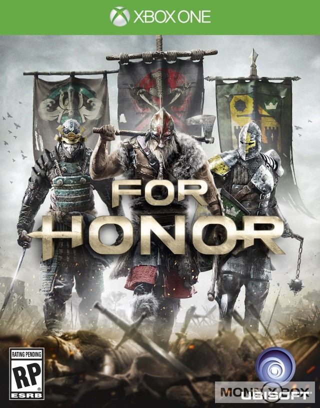 Copertina di For Honor