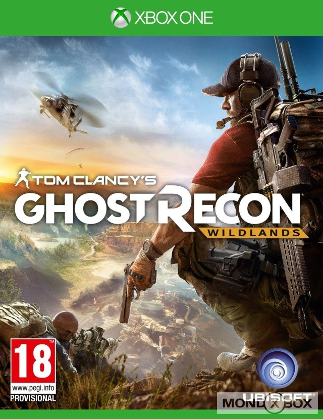 Copertina di Ghost Recon Wildlands