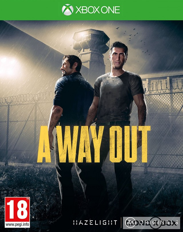 Copertina di A Way Out