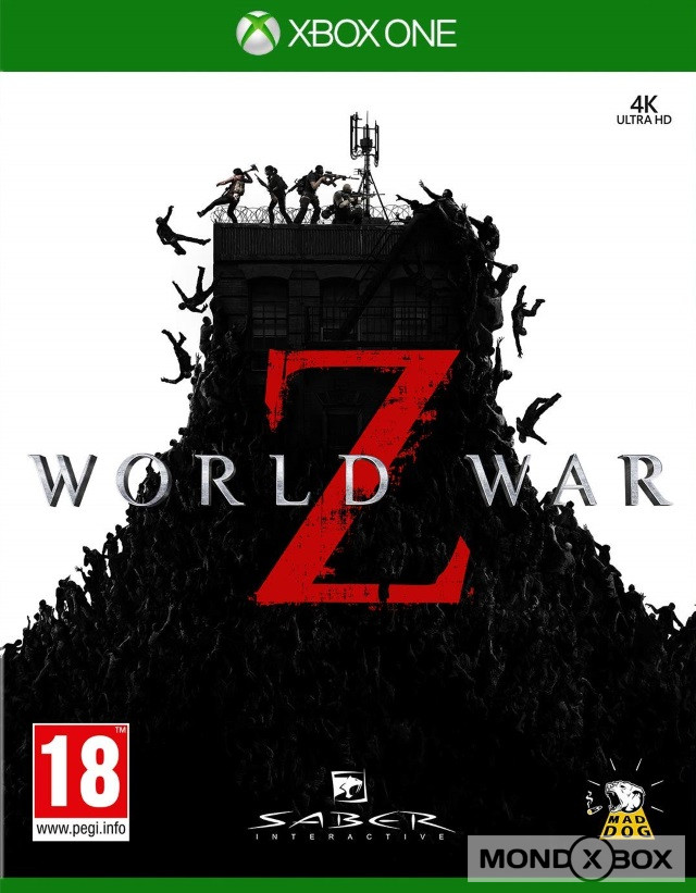 Copertina di World War Z