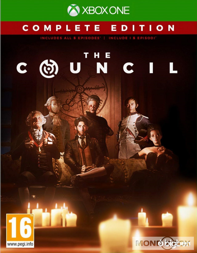 Copertina di The Council