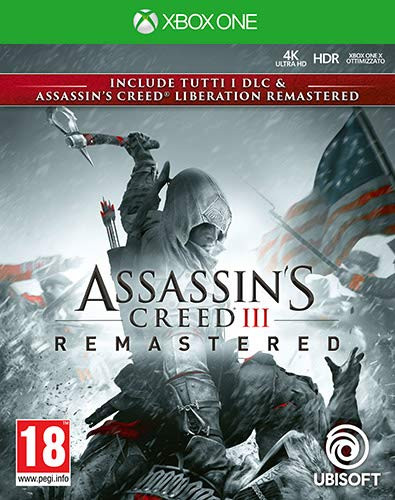 Copertina di Assassin's Creed III Remastered