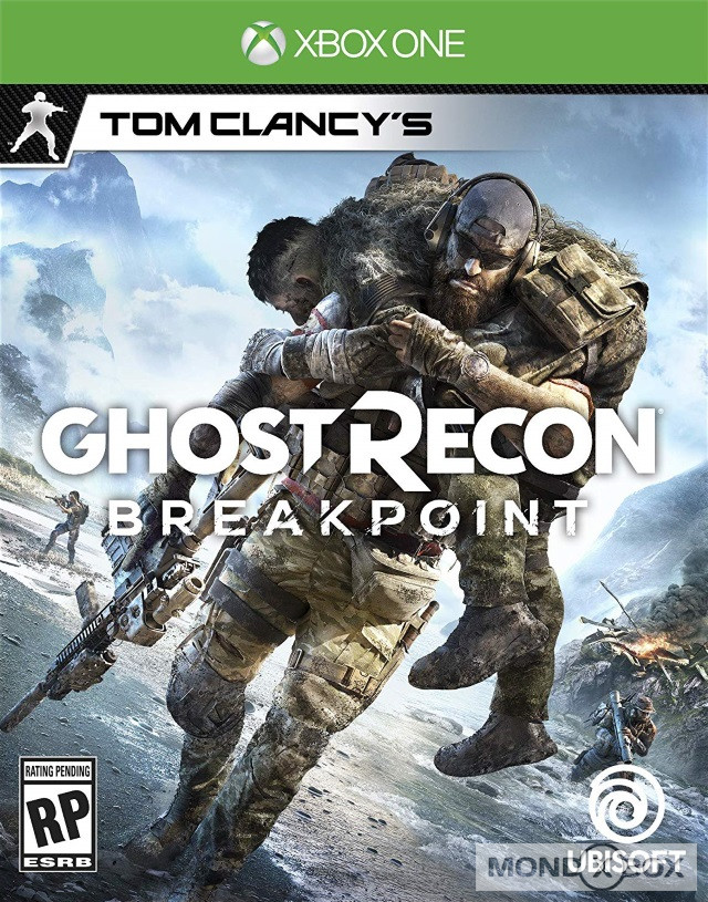 Copertina di Ghost Recon Breakpoint