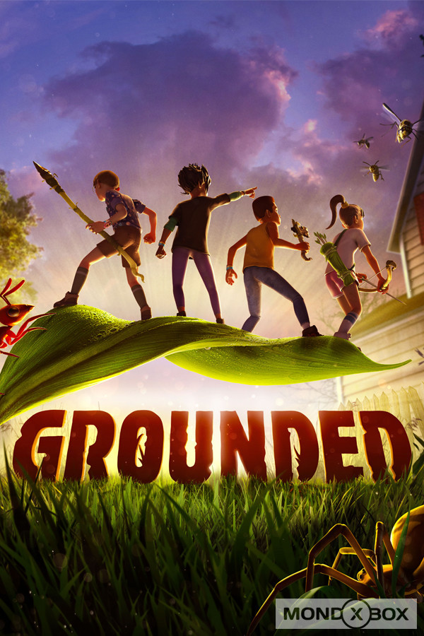 Copertina di Grounded
