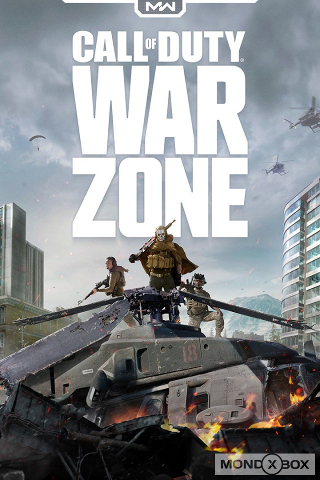 Copertina di Call of Duty: Warzone