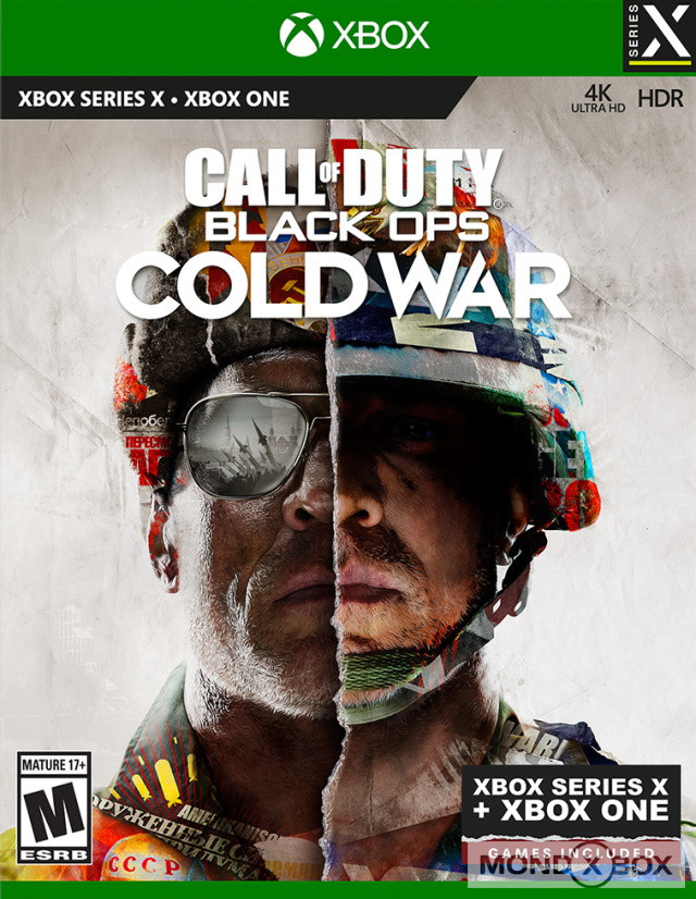 Copertina di Call of Duty: Black Ops Cold War
