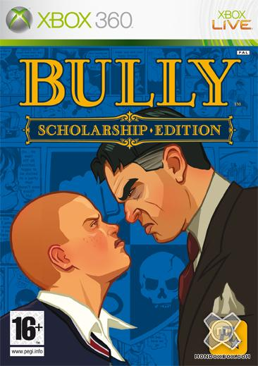 Copertina di Bully: Scholarship Edition